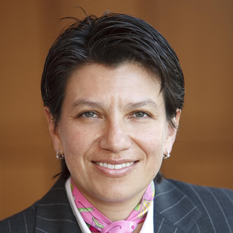 Claudia López Photo