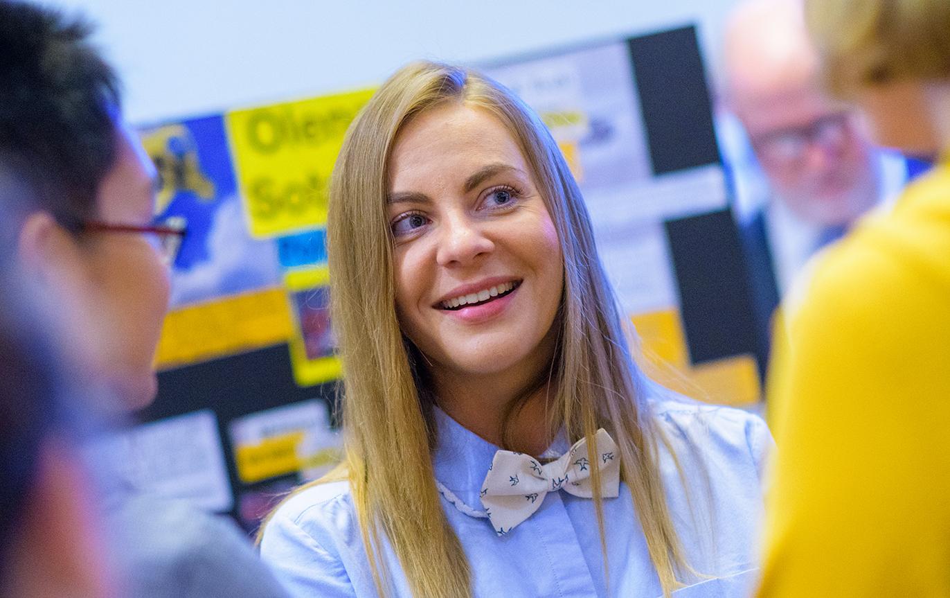 Olena Sotnyk profile photo