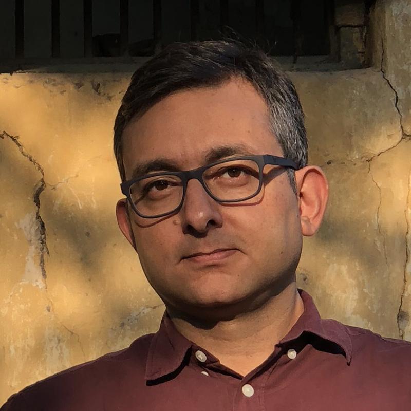 Rahul Pandita profile photo