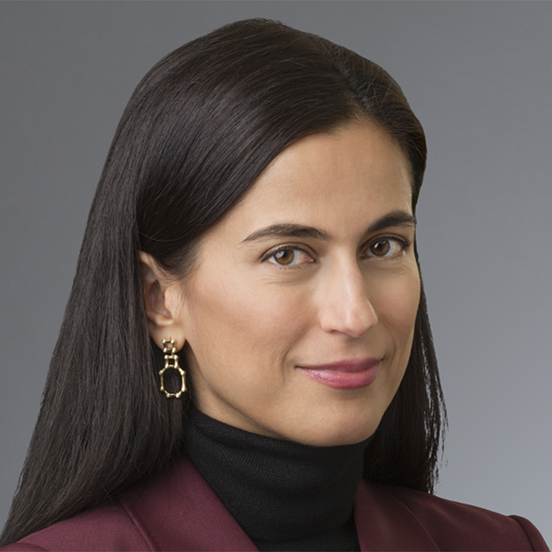 Tali Farhadian Weinstein Photo
