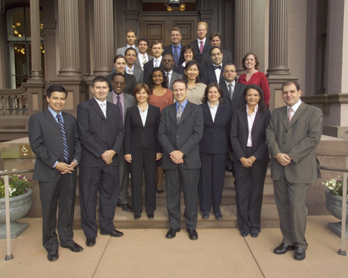 Photo of 2006 World Fellows