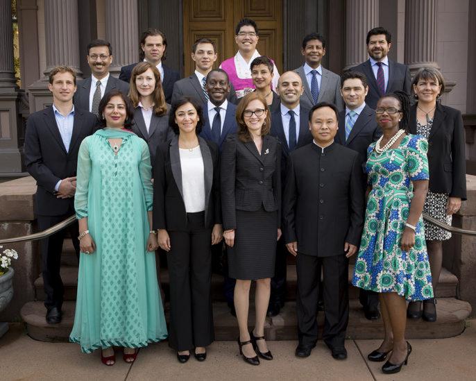 Photo of 2013 World Fellows