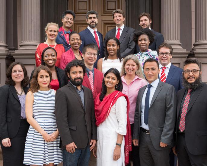 Photo of 2014 World Fellows