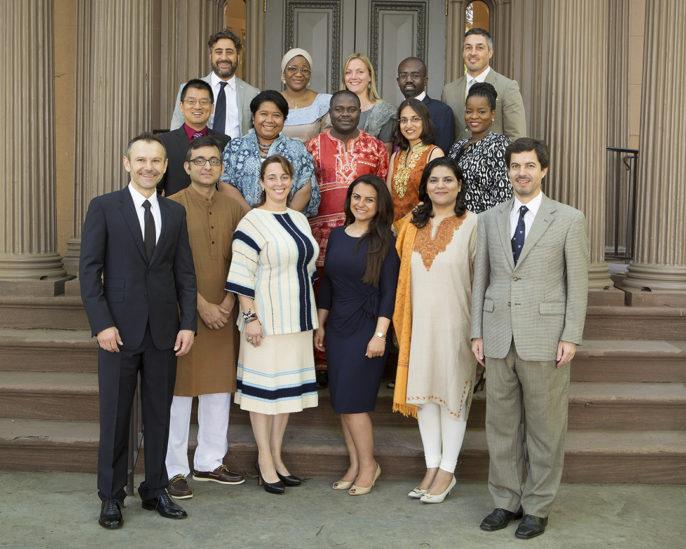 Photo of 2015 World Fellows