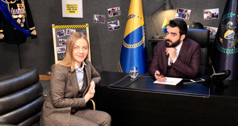 Interview with World Fellow Ahmed Albasheer for hi