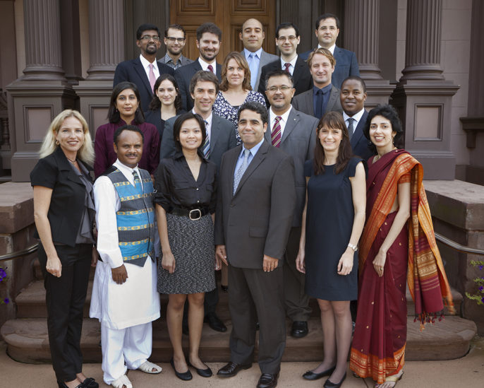 Photo of 2011 World Fellows
