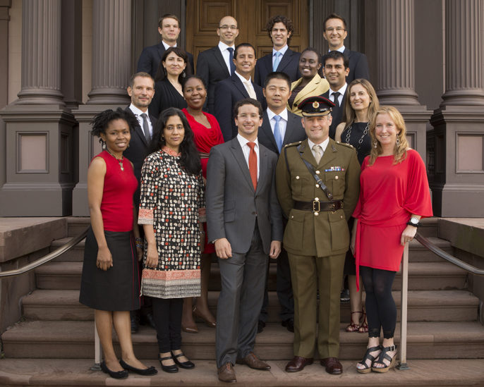 Photo of 2012 World Fellows