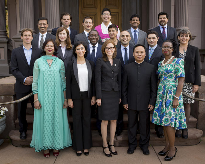 Photo of 2013 World Fellows
