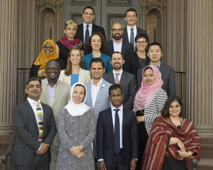 Photo of 2016 World Fellows