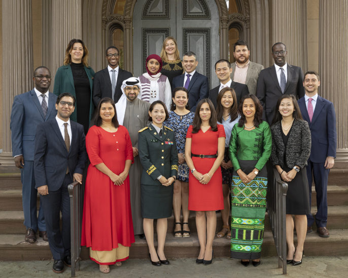 Photo of 2018 World Fellows