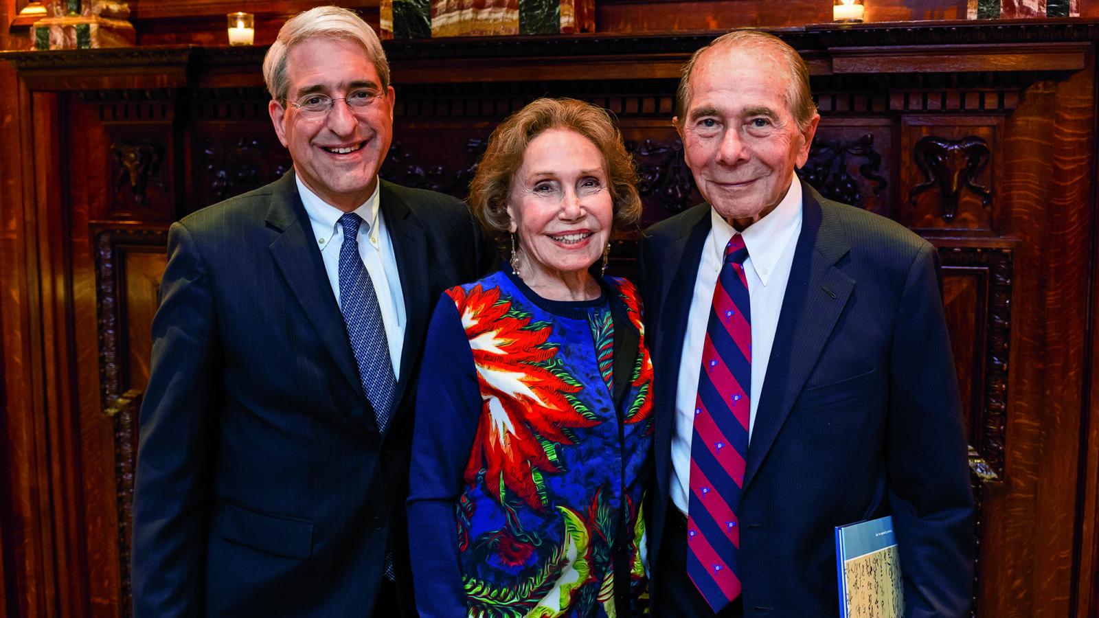 World Fellows Program receives $16 million gift photo