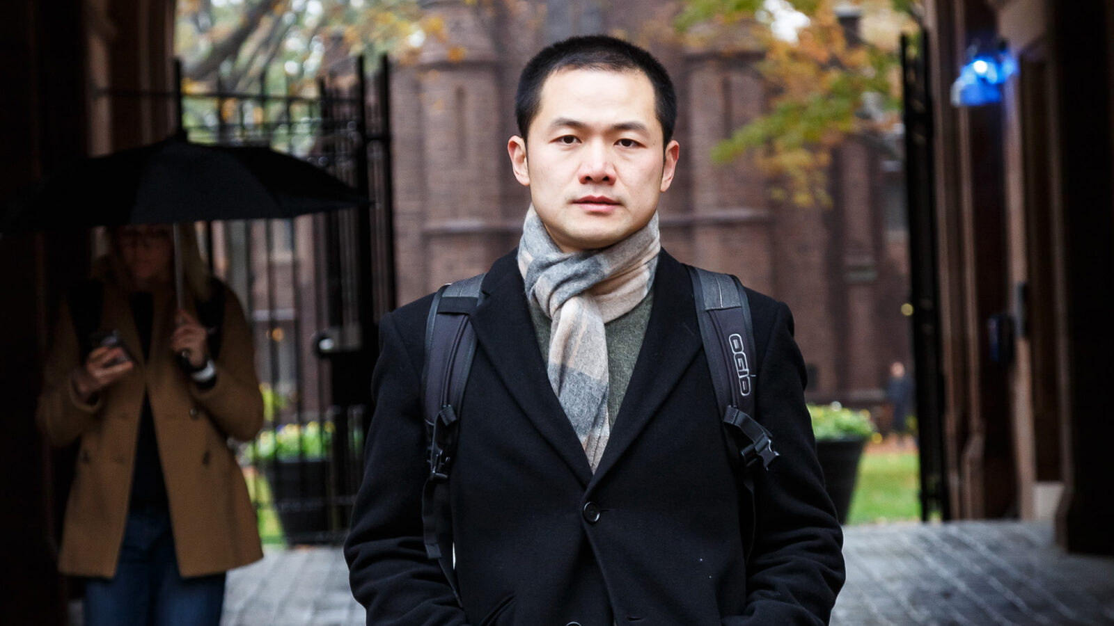 Q&A with Vincent Ni photo