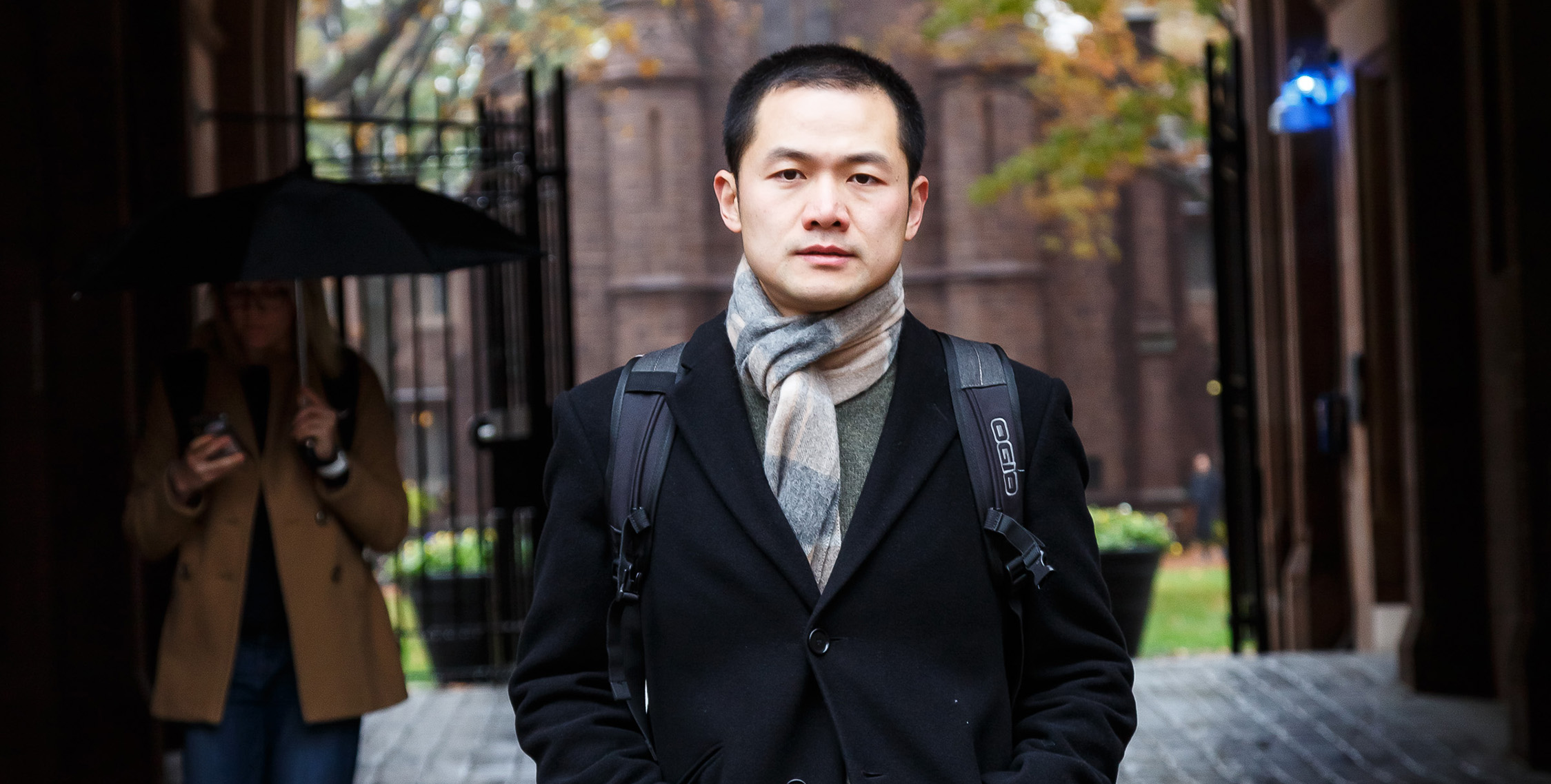 Vincent Ni, 2018 World Fellow