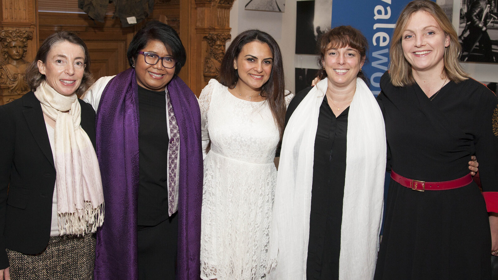 2015 Fellows conclude time at Yale photo