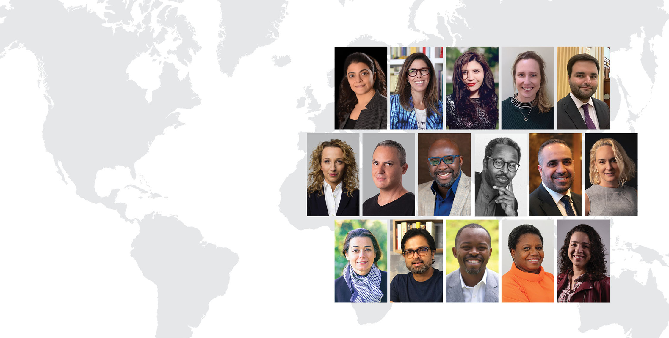 The 2021 World Fellows
