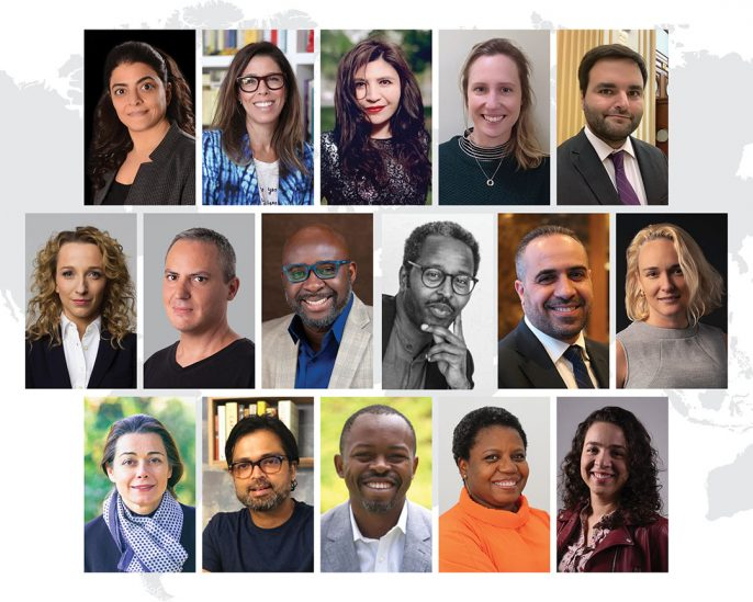 Photo of 2021 World Fellows